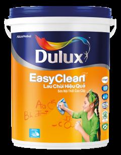 Sơn nước nội thất cao cấp Dulux EasyClean lau chùi hiệu quả bề mặt mờ A991