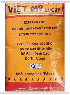 Bột trét tường ngoại thất Việt Mỹ
