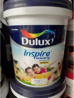 Sơn nước ngoại thất Dulux Inspire bề mặt mờ Z98