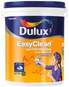 Sơn nước nội thất cao cấp Dulux EasyClean lau chùi hiệu quả bề mặt bóng A991B