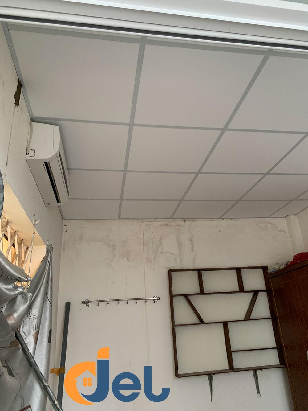 Tầng 2 sau khi cải tạo sửa chựa