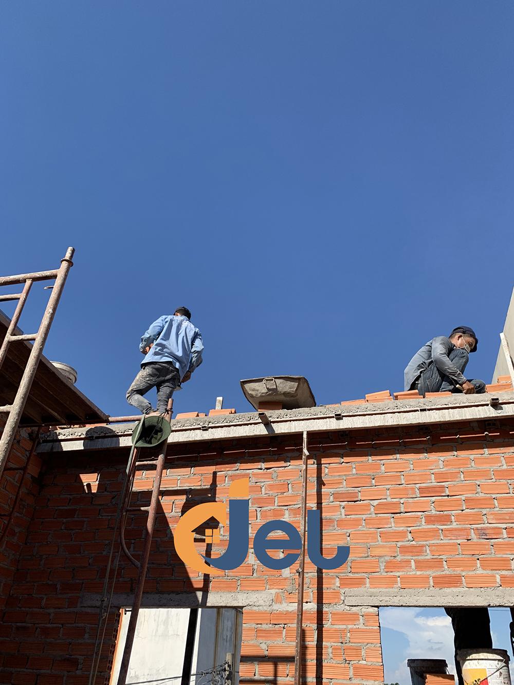 thi công xây lầu 1
