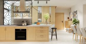 5 lưu ý trước khi cải tạo sửa chữa nhà bếp